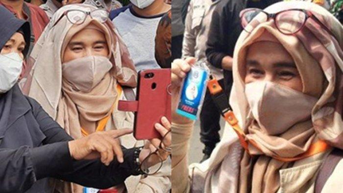 Neno Warisman jadi Wartawan untuk Masuk ke Sidang Habib Rizieq, Aktivis PA 212 Beber Tujuannya