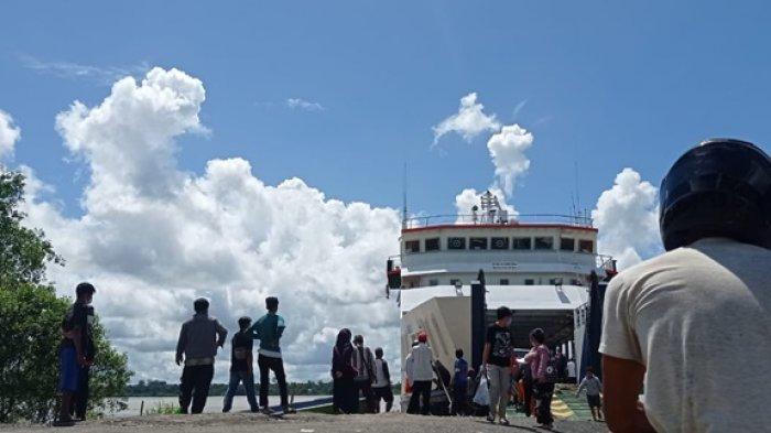 Jadwal dan Tarif Kapal Feri Rute Tana Tidung-Tarakan Hari Ini, Jumat 23 Juli 2021