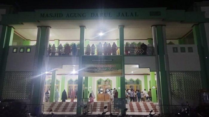 Selama Ramadan Masjid Al Jihad Malinau, Sediakan Menu Buka Puasa, Disiapkan Warga Secara Bergiliran