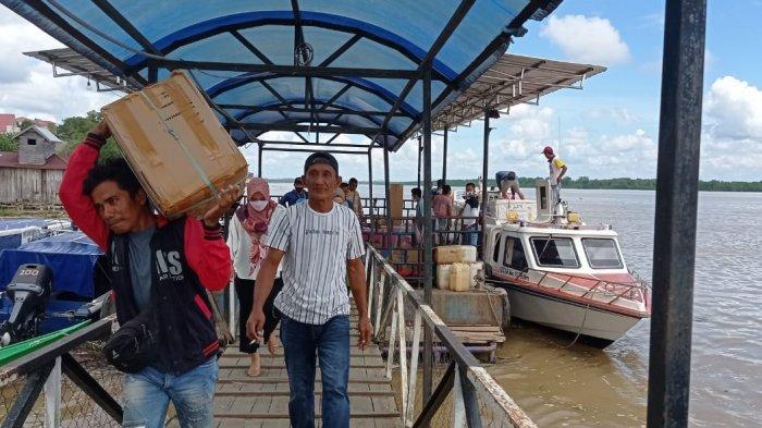 Jadwal Speedboat di Kaltara Sabtu 24 Juli 2021, Rute Tana Tidung-Tarakan, Wajib Swab Antigen