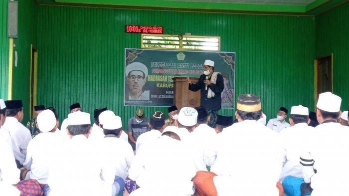Pimpinan Ponpes Al Khairat Jelaskan Esensi Ajaran dan Sejarah Berdirinya MTs Al Khairat di Malinau