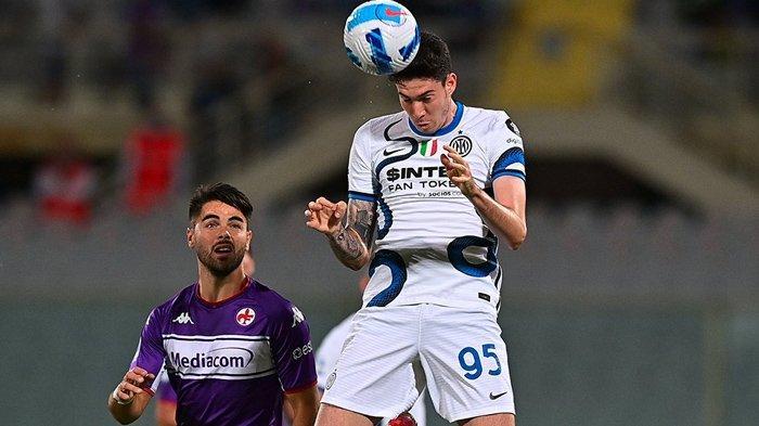 Hasil Liga Italia Fiorentina vs Inter Milan, Skor 1-0 La Viola Ungguli Nerazzurri di Babak Pertama