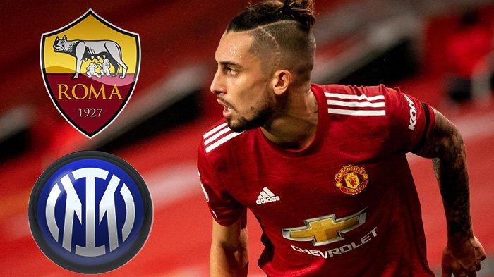 Inter Milan dan AS Roma Gigit Jari, Gagal Rekrut Bek Kiri Man United Jelang Bergulirnya Liga Italia