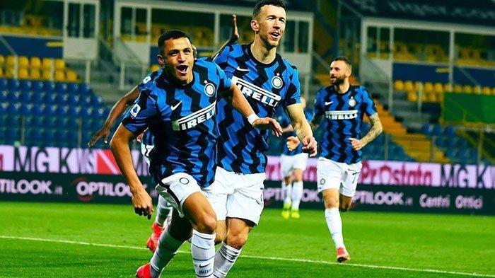 Alexis Sanchez Moncer Lagi di Liga Italia, Beri Sinyal Penting ke Pelatih inter Milan