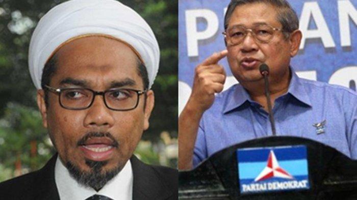 SBY Turun Atasi Isu Kudeta Demokrat, Ali Mochtar Ngabalin Kasihani Ayah AHY: Masalah Remeh Temeh