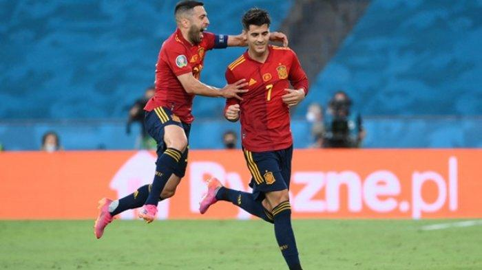 Hasil Spanyol vs Polandia di Euro 2020, La Furia Roja Seri Lagi, Terancam Tidak Lolos 16 Besar