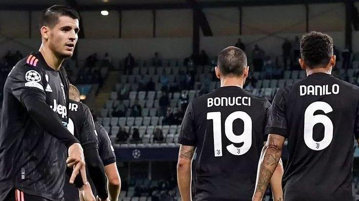 Akhirnya Menang, Juventus Klaim Temukan Pengganti Ronaldo, Morata Sesumbar Timnya Bersiap Bangkit