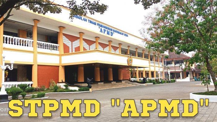 "STPMD ""APMD"" Yogyakarta Sekolah Calon Pemimpin Daerah"