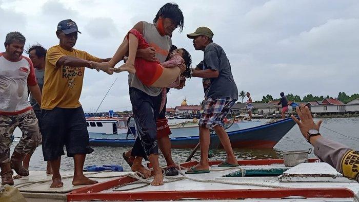 Anak Usia 10 Tahun Diduga Lompat ke Sungai Manggar di Balikpapan,Korban Ditemukan Tak Bernyawa