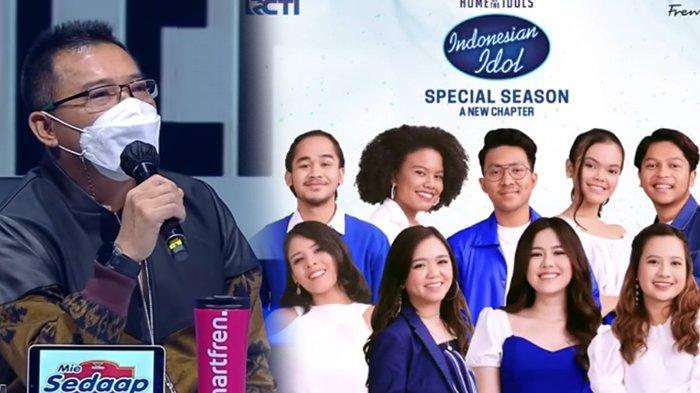 Jadwal Indonesian Idol 15 Februari 2021, Anang Hermansyah Terancam Absen Malam Ini Gegara Ashanty