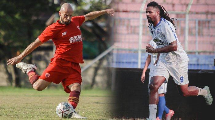 Prediksi PSM vs Arema FC di Liga 1 2021 Malam Ini, Adu Tajam Anco Jansen dan Carlos Fortes