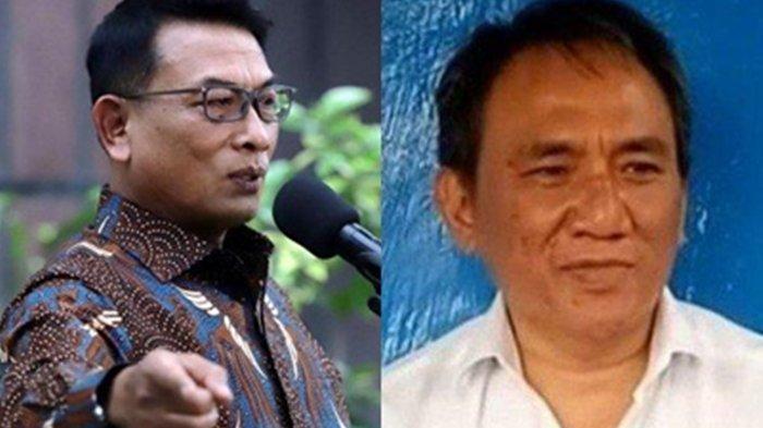 Andi Arief Bocorkan Pendaftaran Partai Demokrat Versi Moeldoko Gagal, Sebut Akan Gunakan Cara Ghaib