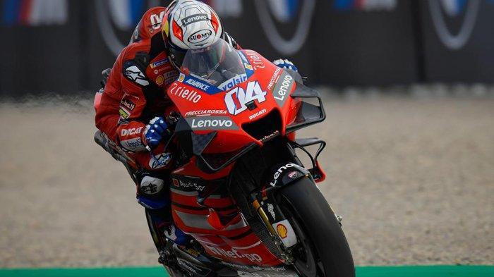 Jadwal dan Jam Tayang MotoGP San Marino 2021, Bakal Jadi Comeback Andrea Dovizioso