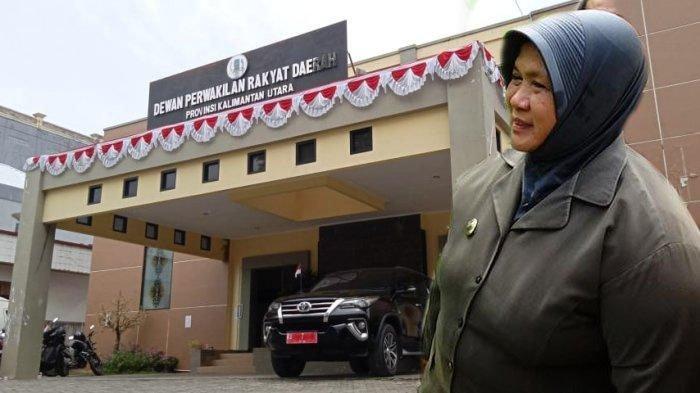 PROFIL Anggota DPRD Kaltara Asmah Gani, Meninggal di RSUD Tarakan, Pernah Jabat Wabup Nunukan
