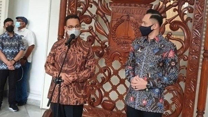 Didatangi AHY, Anies Baswedan Singgung Polemik Partai Demokrat, Enggan Buka-bukaan Soal Pilpres 2024