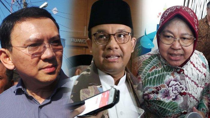 Risma Belum Cukup Jadi Penantang Anies Baswedan di Pilgub DKI, Ahok Bisa Turun Gunung