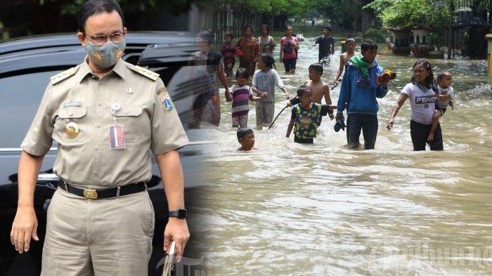 Tak Kompeten Atasi Bajir Jakarta? Anies Baswedan Perlihatkan 3 Penghargaan Nasional & Internasional