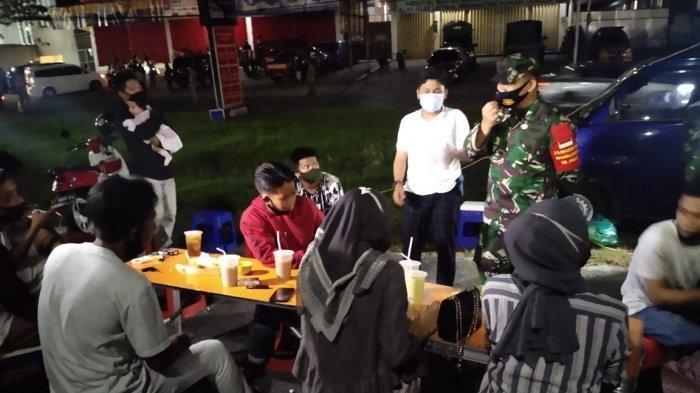 Sering Nongkrong, KasusCovid-19 pada Anak Muda Meningkat di Balikpapan, Pemkot Berlakukan Jam Malam