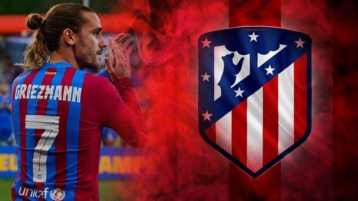 Deadline Day, Antoine Griezmann Tinggalkan Barcelona, Pilih Kembali ke Atletico Madrid