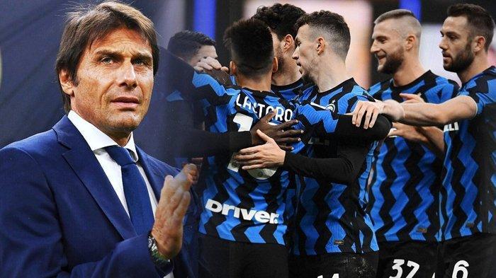 Inter Milan Nyaman di Puncak Klasemen Liga Italia, Antonio Conte Masih Malu-malu Bicara Scudetto