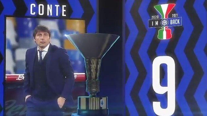 Legenda AC Milan Iri Inter Milan Raih Scudetto Liga Italia, Tapi Tak Sungkan Puji Antonio Conte