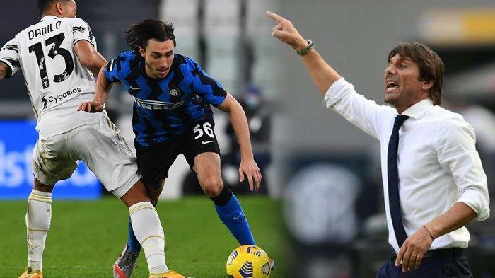 Detik-detik Gestur Menohok Antonio Conte ke Bos Juventus usai Inter Milan Tersingkir di Coppa Italia