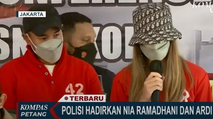 Kondisi Nia Ramadhani Diungkap Pengacara, Istri Ardi Bakrie Berlinang Air Mata Jalani Rehabilitasi
