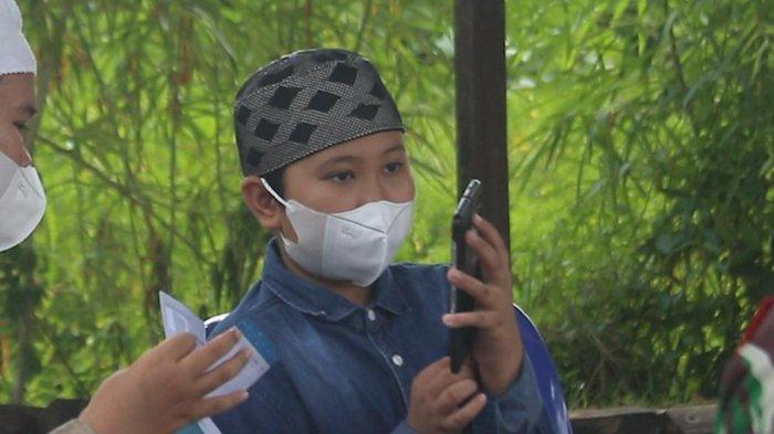 Video Call dengan Jokowi, Bantu Rp 25 Juta, Arga: Terima Kasih Biaya & Perhatiannya Pak Presiden