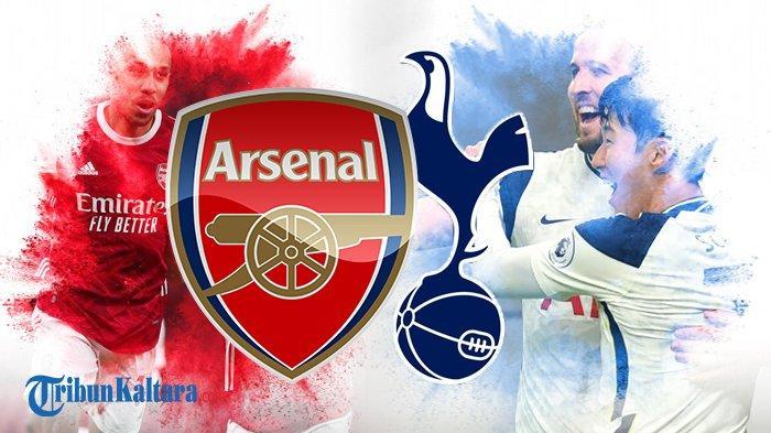 Live Streaming Arsenal vs Tottenham di Liga Inggris, Derby London Utara Tayang Pukul 22.30 WIB