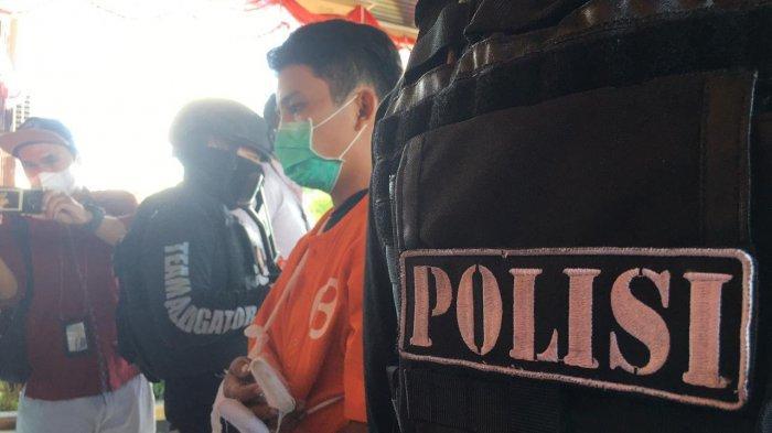 Tersangka Penganiayaan PSK Kopi Pangku, Perampok & Pembobolan ATM di Tenggarong Akhirnya Buka Suara