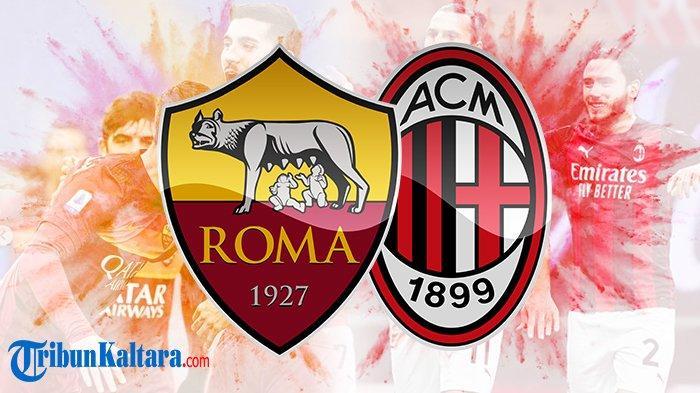 UPDATE Liga Italia, AS Roma vs AC Milan, Duet Baru Franck Kessie & Sandro Tonali jadi Andalan Pioli