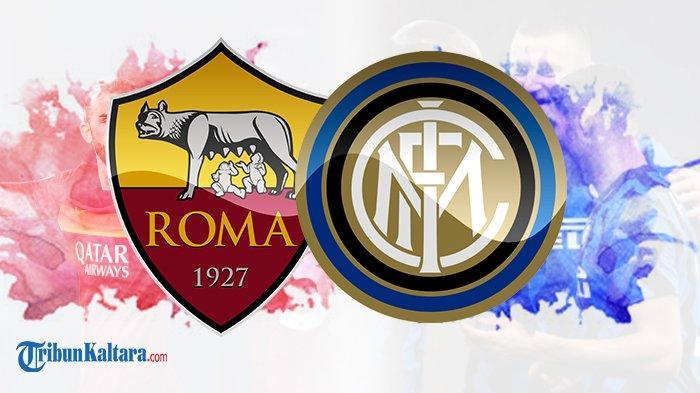 AS Roma vs Inter Milan Big Match Liga Italia, Fakta Ini Bikin Edin Dzeko Cs Bisa Dekati AC Milan