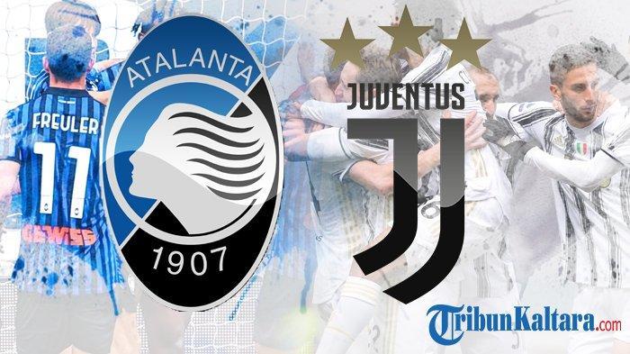 Live Streaming Atalanta vs Juventus di Liga Italia Minus Ronaldo, Tayang 20.50 Wib di beIN Sports