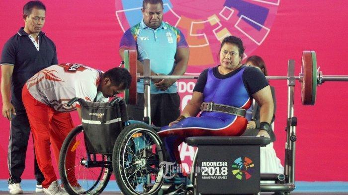 Profil Ni Nengah Widiasih, Atlet Powerlifting Indonesia yang Raih Perak di Paralimpiade Tokyo 2020