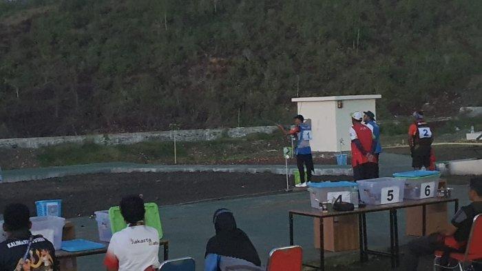 Atlet Tembak Kaltara Tambah Perolehan Medali di PON XX Papua, Peroleh Satu Emas dan Perak