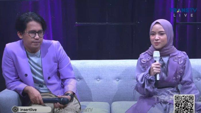 Muncul di TV Usai Diterpa Isu Selingkuh dengan Ayus, Nissa Sabyan Blak-blakan Soal Panggilan Ummi