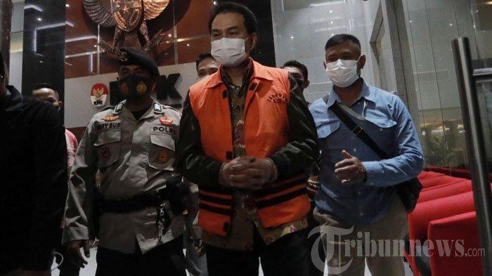 Akar Masalah Azis Syamsuddin Dituding Suap Penyidik KPK Rp 3,1 M, Kini Mendekam di Polres Jaksel
