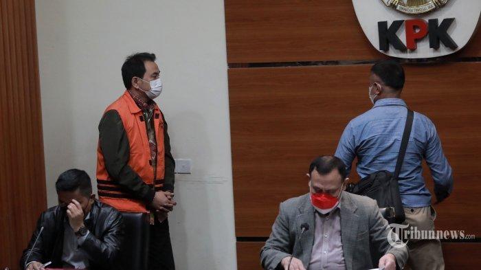 KPK Tetapkan Azis Syamsuddin jadi Tersangka, Mundur Diri dari Wakil Ketua DPR RI, Ini Sikap Golkar