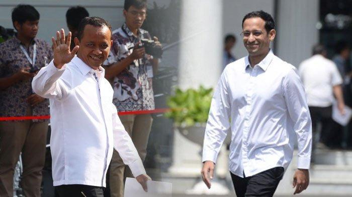 Bocoran Ali Ngabalin Soal Reshuffle Kabinet, Beber Peluang Bahlil & Nadiem, Bertahan atau Terdepak?