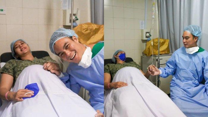 Unggah Potret Paula Verhoeven Jelang Persalinan, Baim Wong Tegang Sambut Kelahiran Anak Kedua