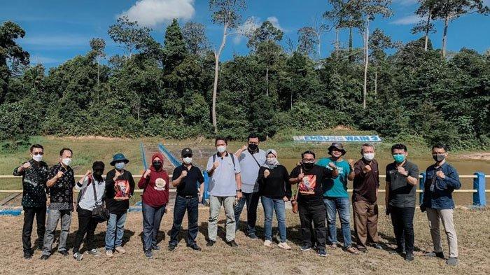 Alumni UGM di Balikpapan Tanam 33 Spesies Bambu di Kebun Raya Balikpapan, Bisa Jadi Tempat Edukasi
