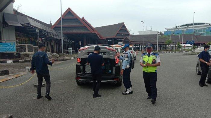 Pasca Bom di Makassar, Pengamanan Bandara SAMS Sepinggan Balikpapan Diperketat