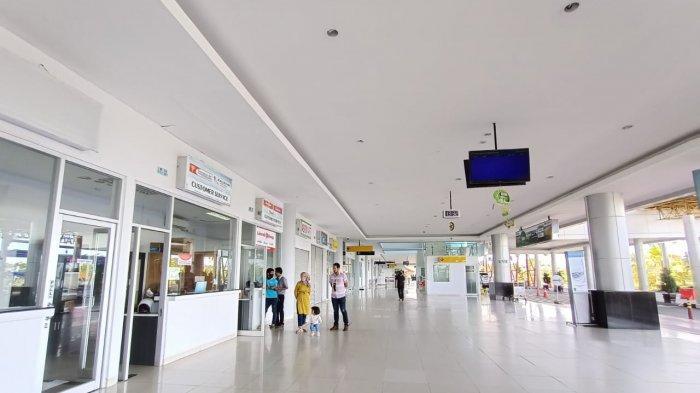 Tiga Rute Penerbangan di Bandara Juwata Tarakan Dibatalkan, Adanya Aturan PenumpangWajib Swab PCR