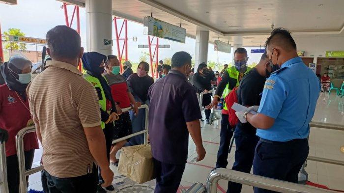 Pertengahan April, Penggunaan GeNose Diujicobakan di Bandara Juwata Tarakan