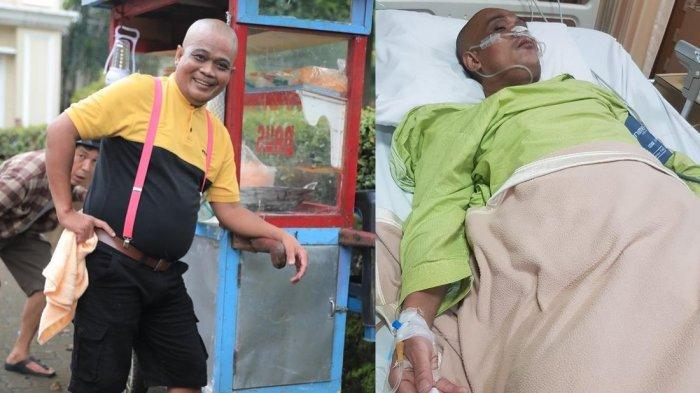 Lama Tak Muncul, Bang Sapri Pantun Terbaring Lemah di ICU, Ruben Ungkap Kondisi Istri Sang Pelawak