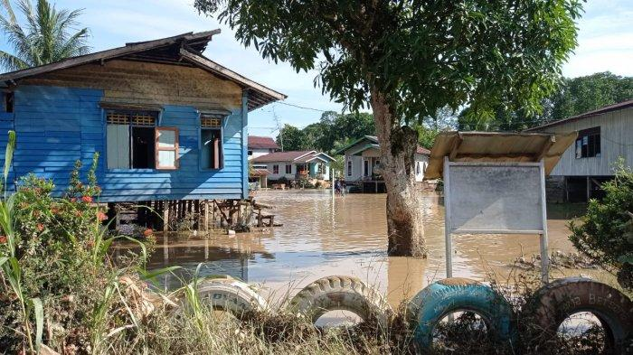 Sempat Teredam Banjir, Pengolahan Air Bersih di Kabupaten Malinau Kembali Normal