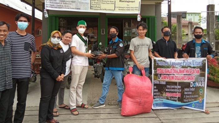 Himapatara Bersolidaritas Bantu Korban Bencana, 3 Hari Kumpulkan 30 Karung Pakaian & Uang Rp 19 Juta