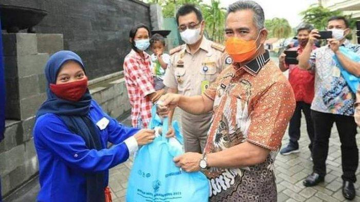 Bulan Mutu Karantina Ikan 2021, BKIPMKHP Distribusikan 2,7 Ton Ikan kepada Masyarakat di Tarakan