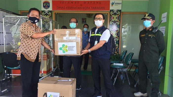 Menkes Terawan Beri Bantuan Korban Tanah Longsor, Seribu APD & Masker N95 ke Kalimantan Utara