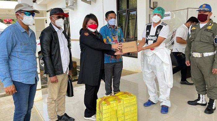 Kunjungi Perbatasan, Ketua DPRD Kaltara Norhayati Sebut Masyarakat Apau Kayan Butuh Bantuan Oksigen